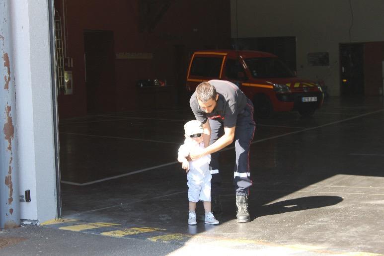 sortie pompiers
